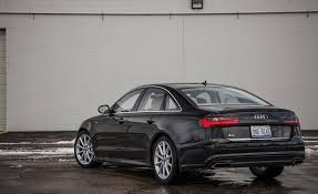 2017 audi a6 in depth model review car and driver