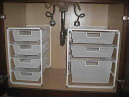 38 under cabinet bathroom storage details about under sink benevola