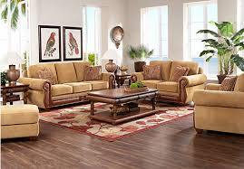 Shop For A Cindy Crawford Home Key West  Pc Living Room At Rooms - Living room sets rooms to go