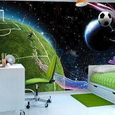 chambre theme espace deco murale decoration chambre enfant sur le thème du