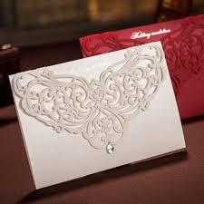 Design Wedding Cards Online Free Online Buy Wholesale Laser Cut Wedding Invites From China Laser
