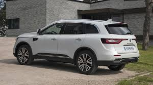 renault renault koleos 2017 review by car magazine