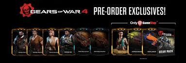 xbox one amazon black friday fallout 4 and gears of war gears of war 4 ultimate edition for xbox one gamestop