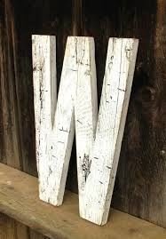Barn Wood Letters 13 Best W Images On Pinterest Letter W Lyrics And Alphabet Letters