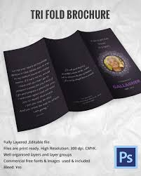 funeral brochure template tri fold funeral template funeral