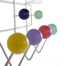 Midcentury Modern Colors Mid Century Modern Reproduction Hang It All Coat Rack