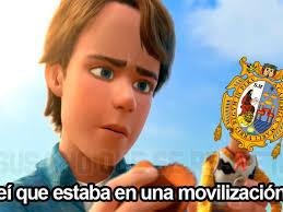 Memes De Toy Story - meme sobre universidades peruanas basado en escena de toy story