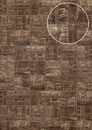 embossed wallpaper wall atlas sti 1015 6 non woven wallcovering