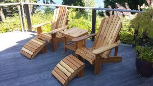 Adirondack Patio Chair 2 Classic Adirondack Chair Set Adirondack Chairs Seattle