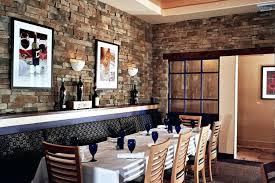 Stone Veneer Kitchen Backsplash Interior Stone Veneer
