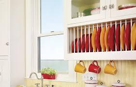 wooden kitchen plate rack cabinet diloam com