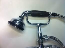 victorian bath shower mixer work in progress shower handset with 2 5