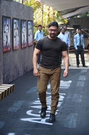 Aamir Khan Anil And Sonam At Launch Of 24 Series Season 2