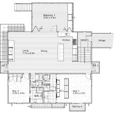 modern house plans 4000 square feet