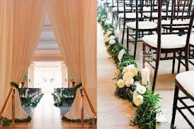 Wedding Aisle Decorations Unique Aisle Decor Elizabeth Anne Designs The Wedding Blog