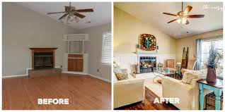 before and after home decor gorgeous home decorating ideas