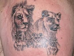lion family tattoos designs lion family tattoo image search