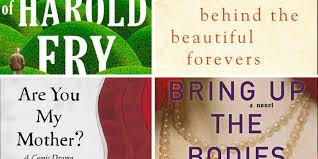 10 books we loved in 2012