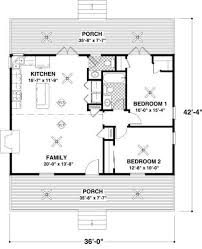 small house floor plans with porches best 25 2 bedroom house plans ideas on small house