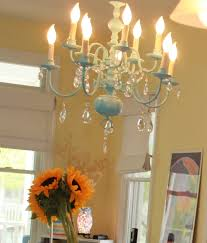 making a chandelier make a chandelier look expensive on the cheap the artesian project