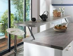 console pour cuisine plan de travail snack cuisine 2 un coin table