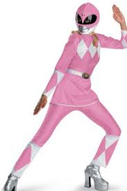 Pink Halloween Costumes Power Rangers Halloween Costumes Morph Into Lawsuit Hollywood