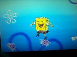 spongebob squarepants on mtv spongebob squarepants know your meme
