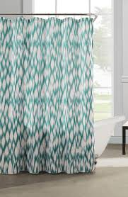 Threshold Ombre Curtains by Kate Spade Shower Curtain Kate Spade New York Harbour Stripe