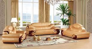 salon canape européenne canapé en cuir ensemble salon canapé chine cadre en