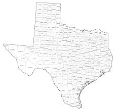 Usa Map With Names by Map Of Texas Counties And Cities With Names 20157 Aouo Us