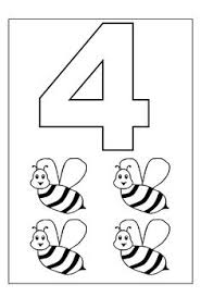number 3 coloring sheet coloring pages