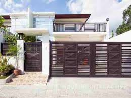 Contemporary Houses For Sale Merville Subdivision Paranaque Houses For Sale A List Properties