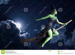 vintage halloween witch illistrations transparent background halloween witch flying moon broomstick stock photos images