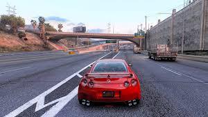 nissan gtr gta 5 xbox 360 gta 5 2015 nissan gtr naturalvision graphics mod gameplay