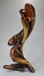 wood sculpture artists figure sculpture artists womans home decor tooarts