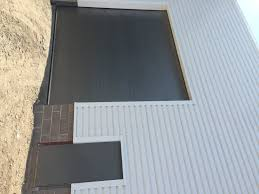 Overhead Door Safety Edge Fully Automated Sectional Door Install Poole