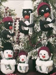 crochet winter money holder ornaments