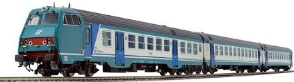 carrozze treni set leader nel fermodellismo