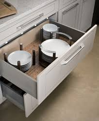 cabinets u0026 drawer home kitchen s shape dual layer plate bowel cup