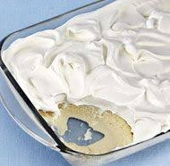 classic vanilla tres leches cake from fine cooking magazine june