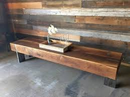 reclaimed timber coffee table coffee table reclaimed timber modern long coffee table 72 inch