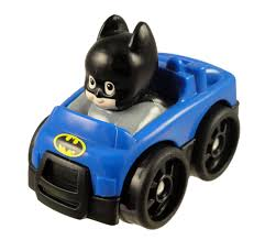 batman car toy review u2013 fisher price little people wheelies batman
