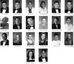 class of 2000 yearbook one decade linsenbardt net