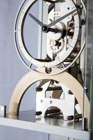 Mechanical Decor Trendy Design Mechanical Wall Clock Perfect Decoration Large Wall