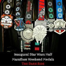 star wars light side half marathon postponed kids races running at disney