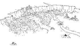 urtuk the desolation progress world map sketch