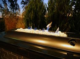 prefab and modular outdoor fireplace options hgtv