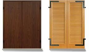 persiana in legno rideaux stores meubles castellino