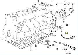 bmw e30e36 crankshaft position sensor replacement 3 series is part