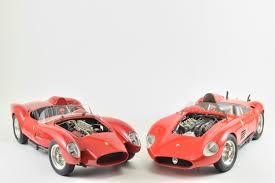 ferrari classic models cmc maserati 300s ferrari 250 testa rossa dx classic vintage